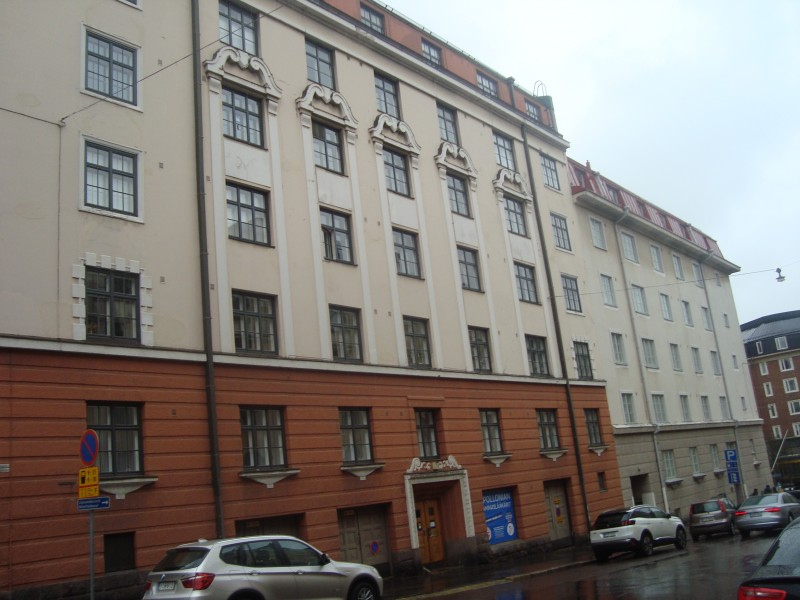 Хельсинки. Ул.Дагмары, д.16 (1)