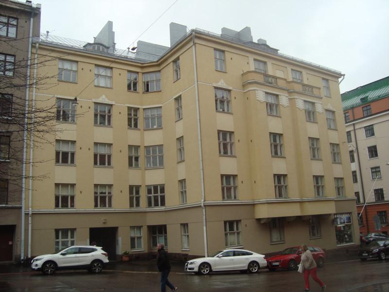 Хельсинки. Ул.Фредерика, д.79