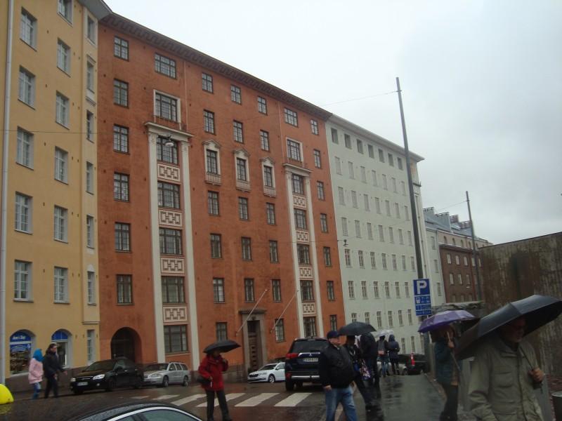 Хельсинки. Лютеранская ул., д.12