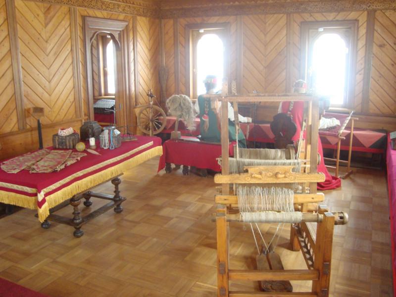Москва. Палаты Романовых. Светлица