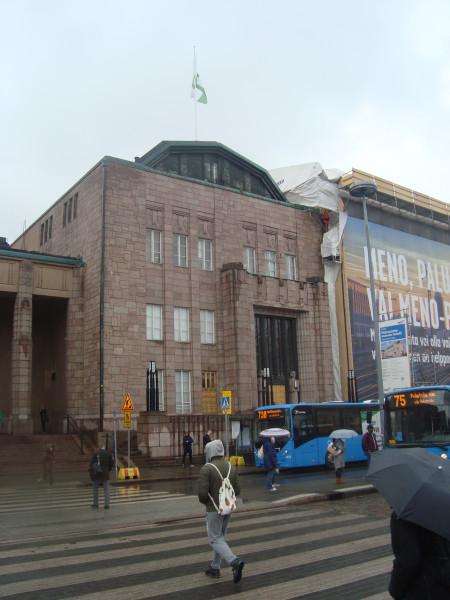 Хельсинки. Центральный вокзал (5)