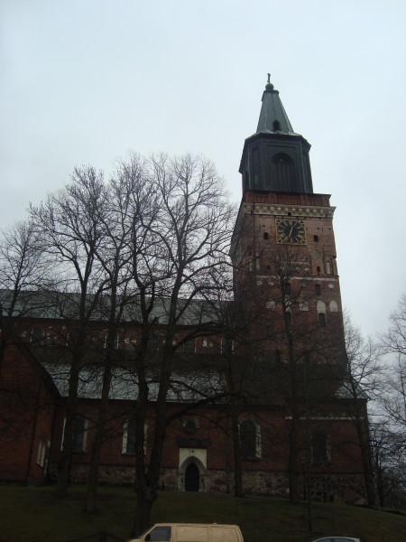 Турку. Кафедральный собор (3)