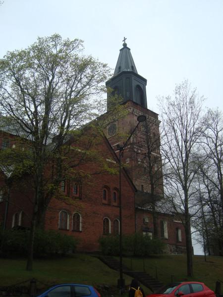 Турку. Кафедральный собор (5)