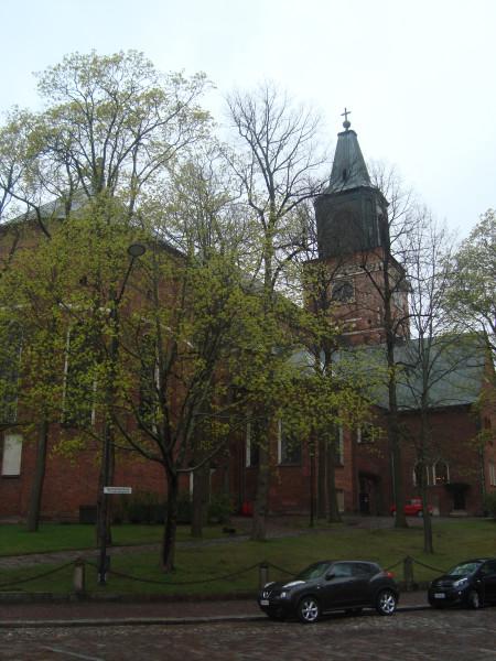 Турку. Кафедральный собор (7)