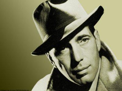 Humphrey Bogart Casablanca actor noir hollywood celebrity died of cancer