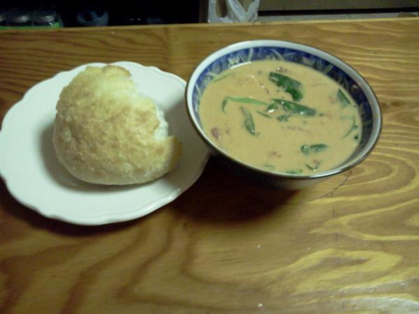 2013-12-29 West African Peanut Soup