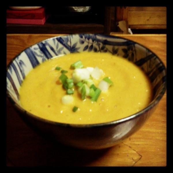 carrot_ginger soup