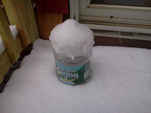 Snowbottle