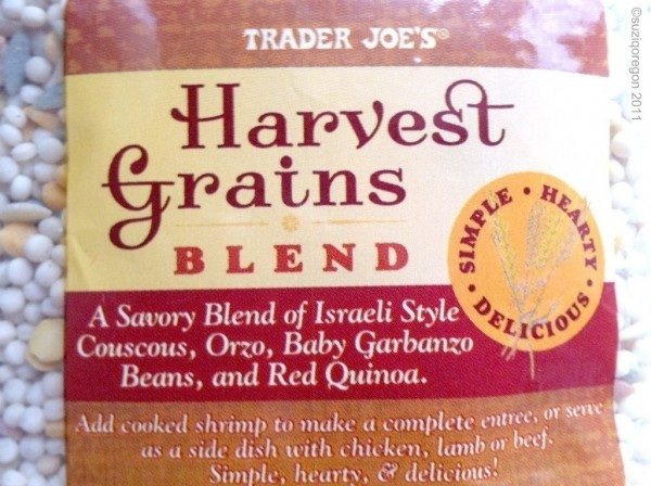 Harvest Grains Blend
