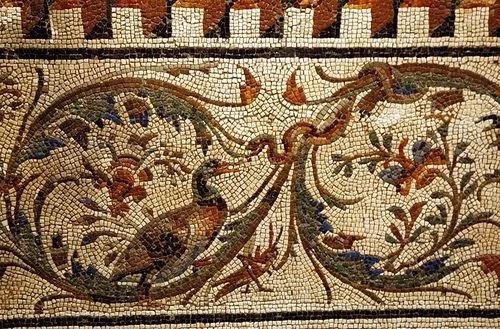 Античная римская мозаика. Источник: https://pin.it/4n6sukjvgl2u3u