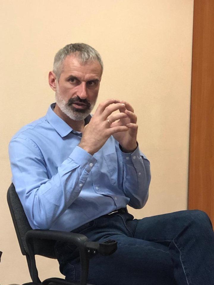 Дмитрий Стрелов, психолог, Хабаровск
