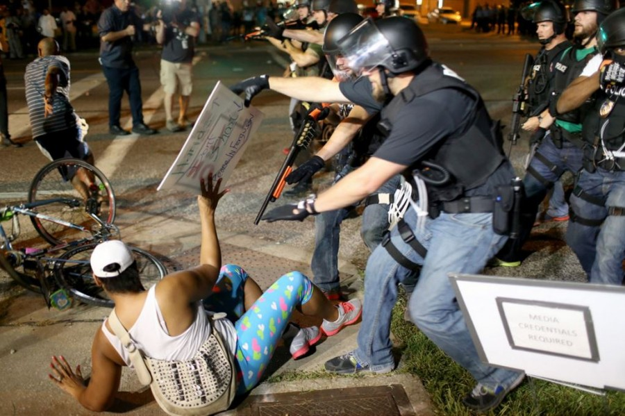 a review of police brutality as one of the most serious human rights violations in united states Police brutality when one thinks of police police brutality is one of the most serious and divisive human rights violations in the united states and.