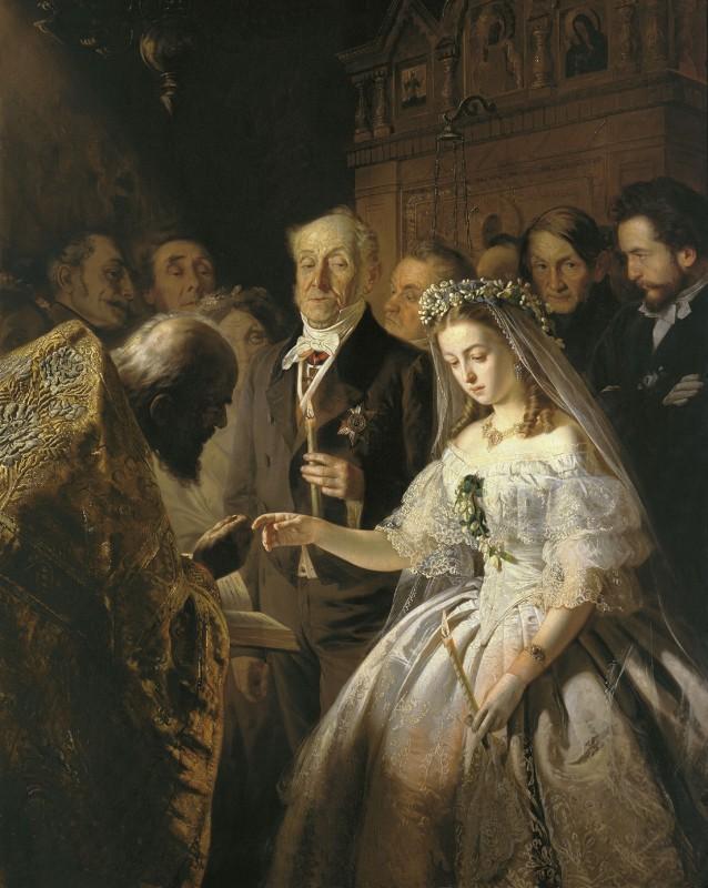 Пукирев - Неравный брак