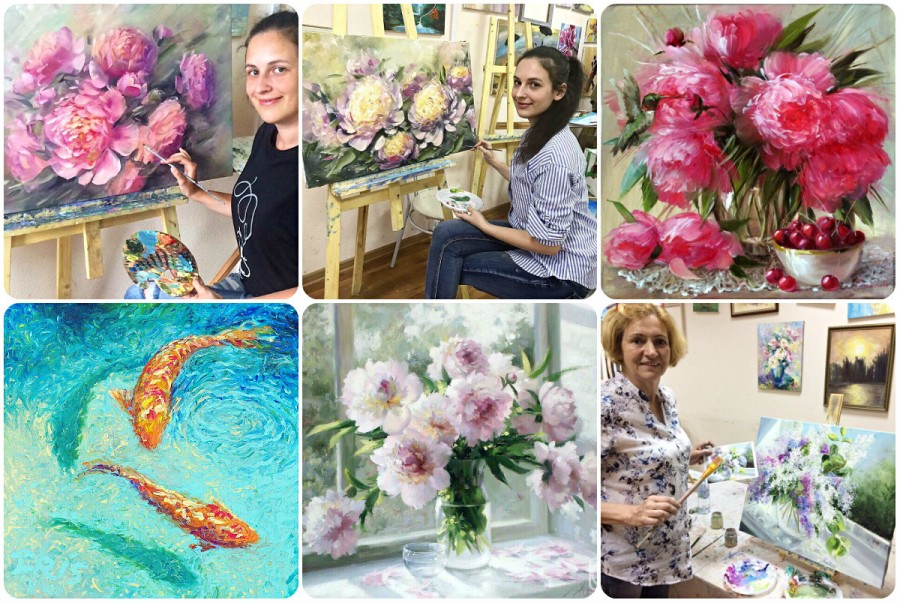 школа живописи на Курской