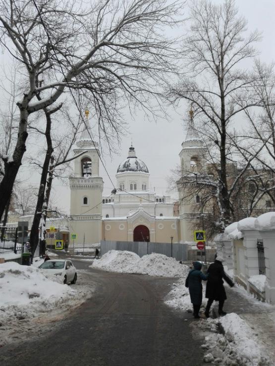 Иоанновский монастырь.