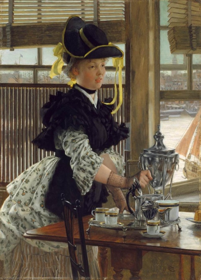 James Jaques Joseph Tissot