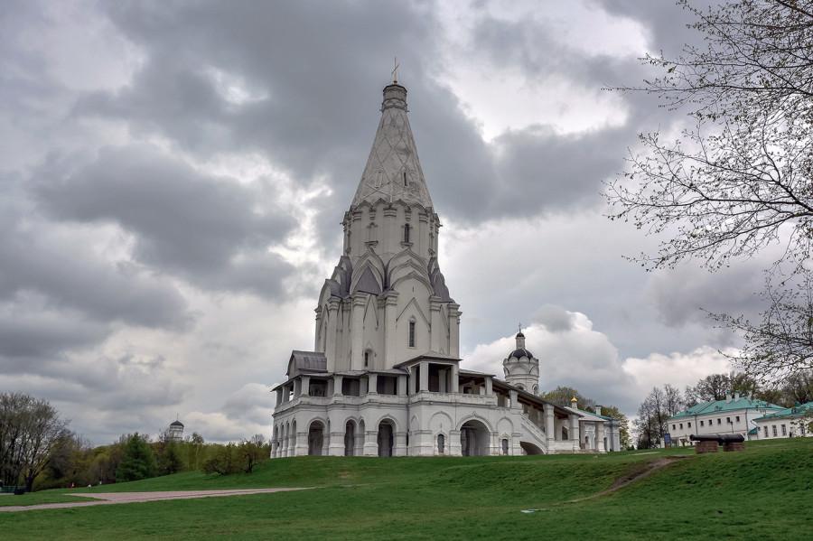 3. храм Вознесения Господня