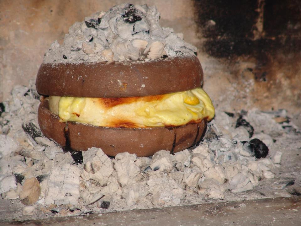 Гурули гвезели (гурийский пирог)