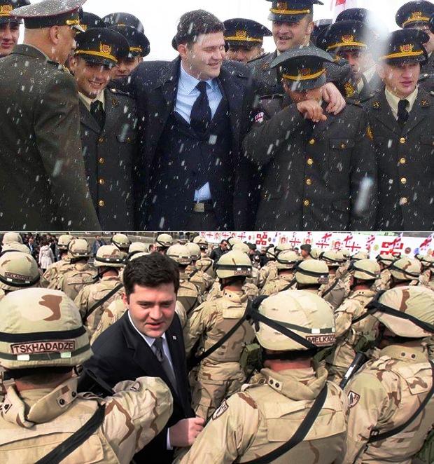 Саакашвили Ахалаиа помиловал