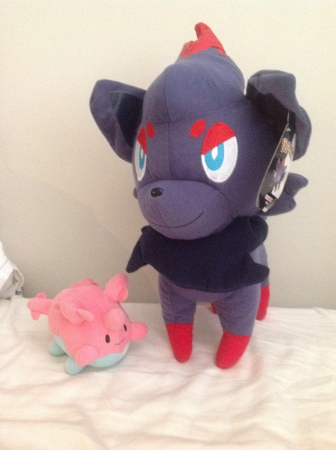 Play by Play Zorua