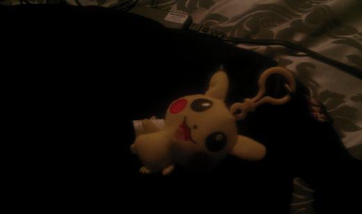 PikachuBagClip