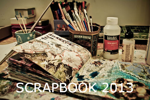 SCRAPBOOK 2013