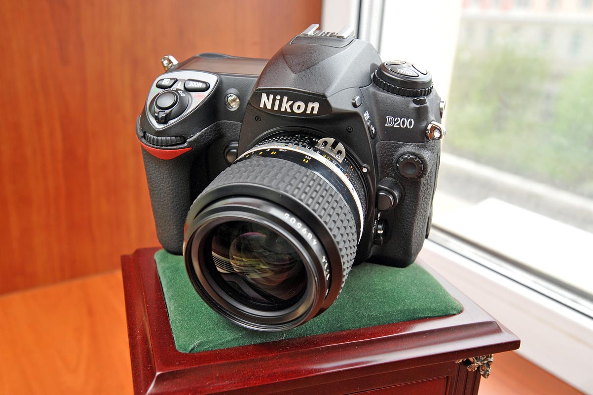 Nikon d200 body комиссия