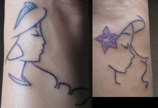 Intro Disney Tatts D Princesses Livejournal