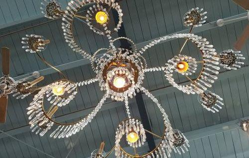 chandelier bottom