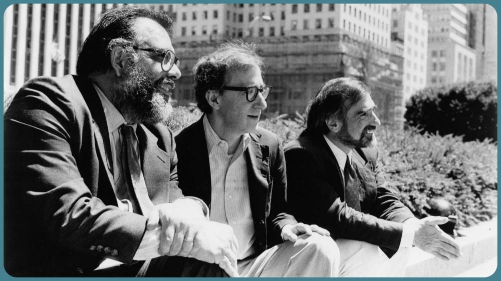 Нью-Йорк: Ф. Ф. Коппола, Вуди Аллен, Мартин Скорсезе, фото oscars.org