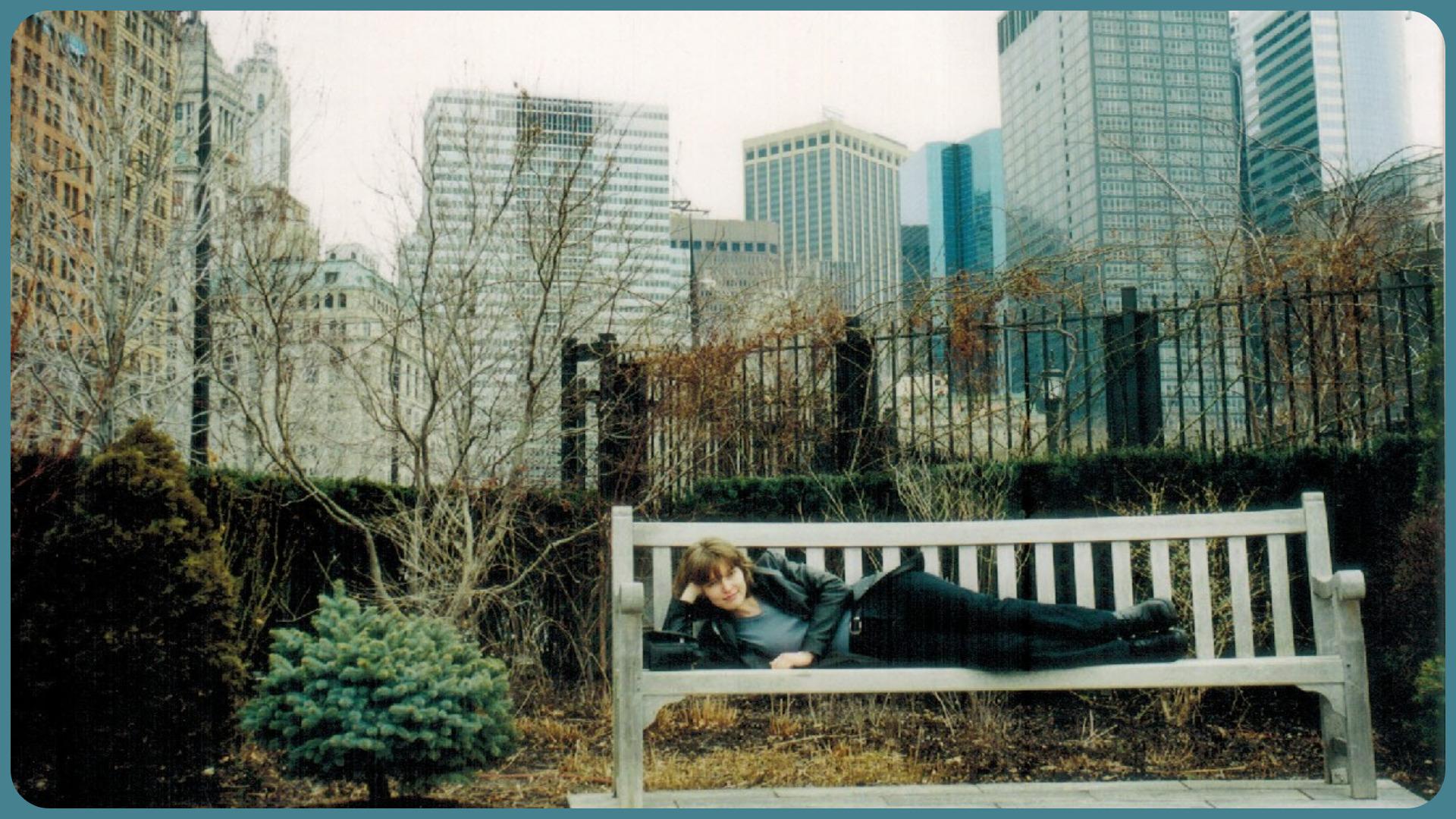 Нью-Йорк 2001. Фото motherware Екатерина Широкова, shiro-kino.ru