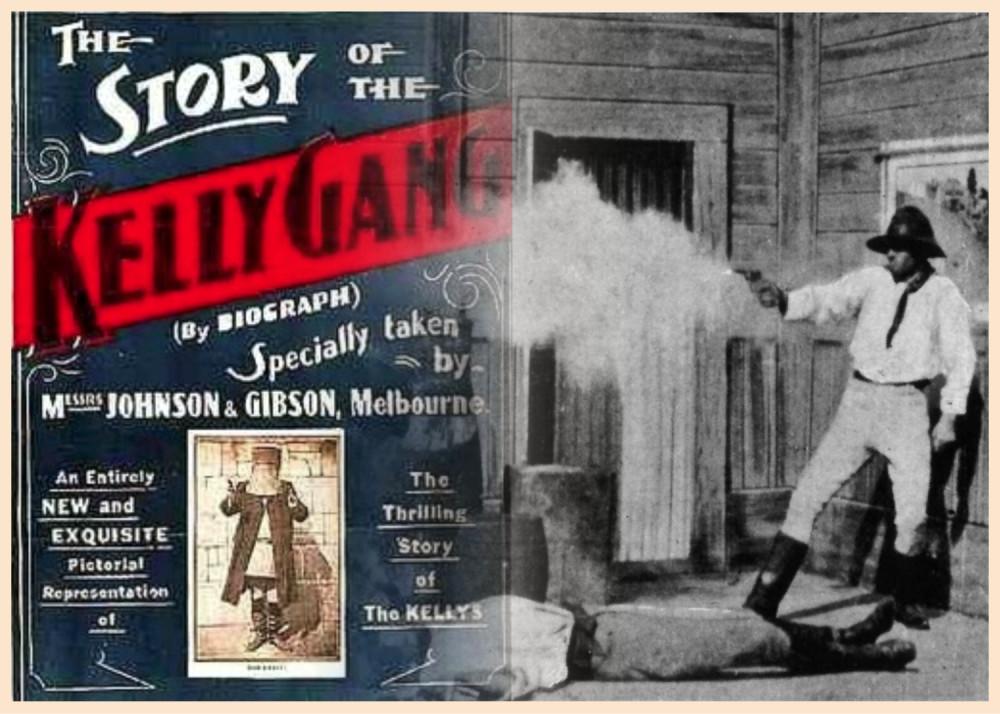 «Подлинная история банды Келли» 1906