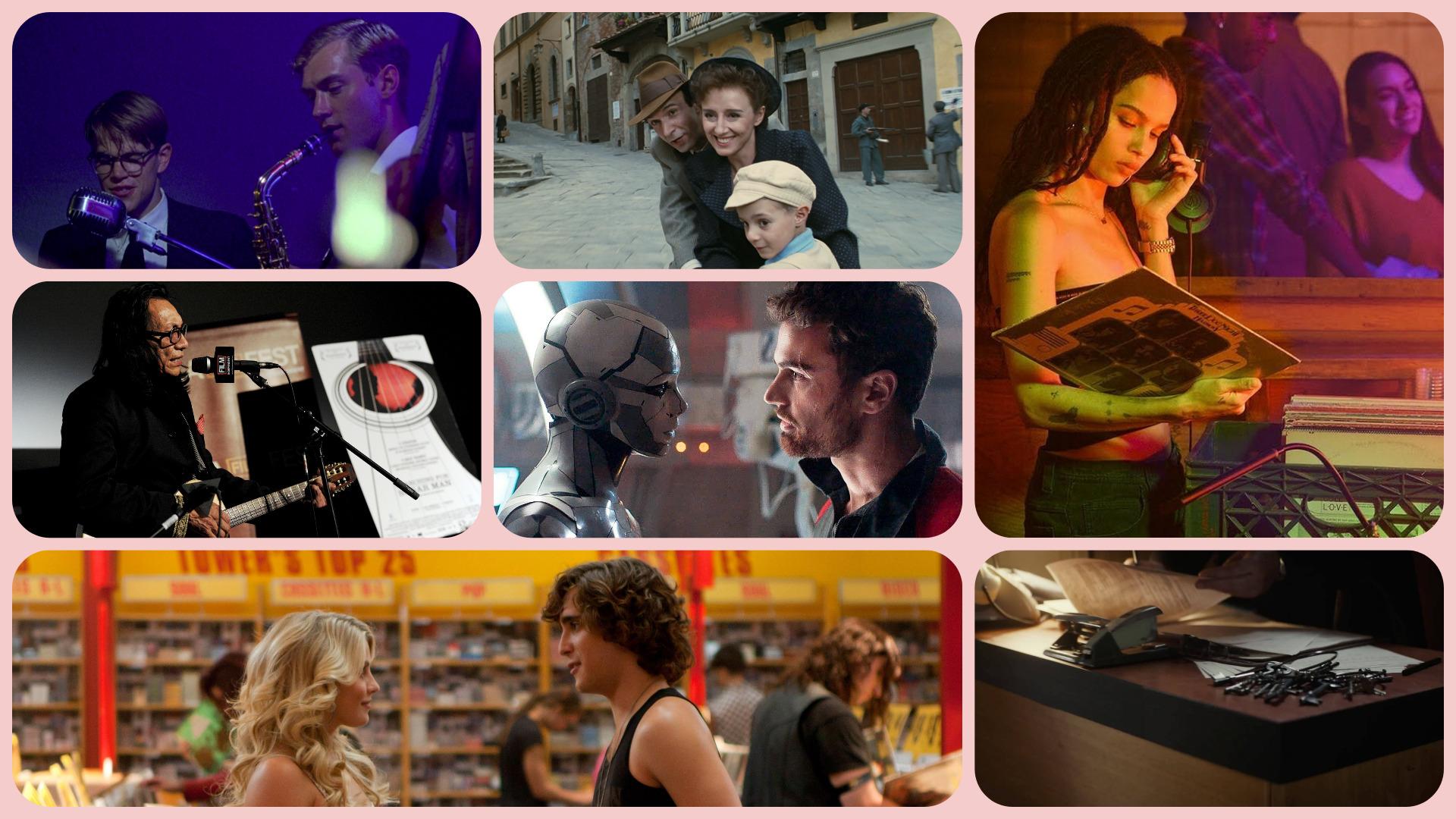 Екатерина Широкова: 7 лучших фильмов или сериалов, где герои любят слушать винил