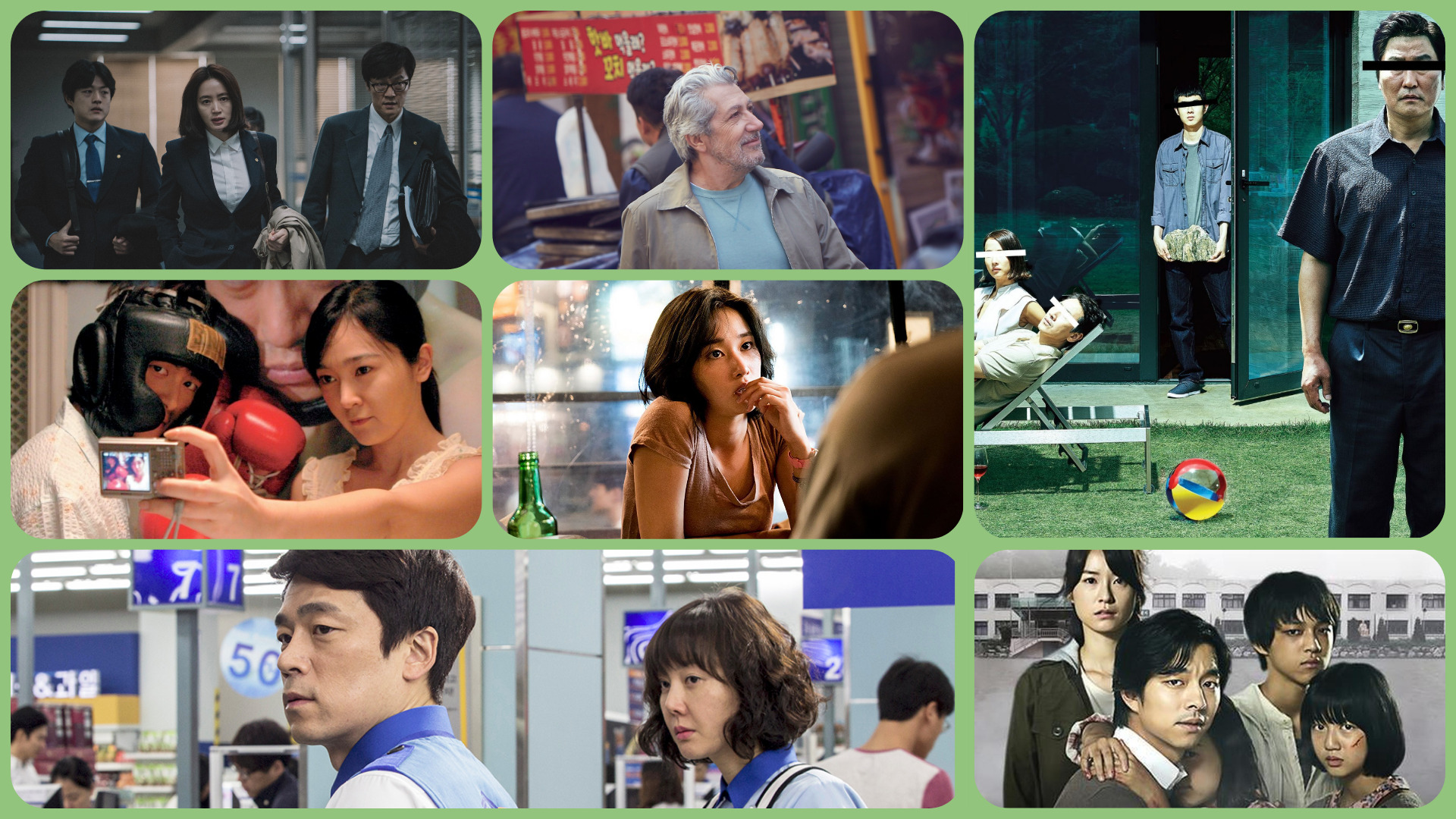 Екатерина Широкова: ТОП-7 фильмов, рассказывающих о жизни в современной Азии