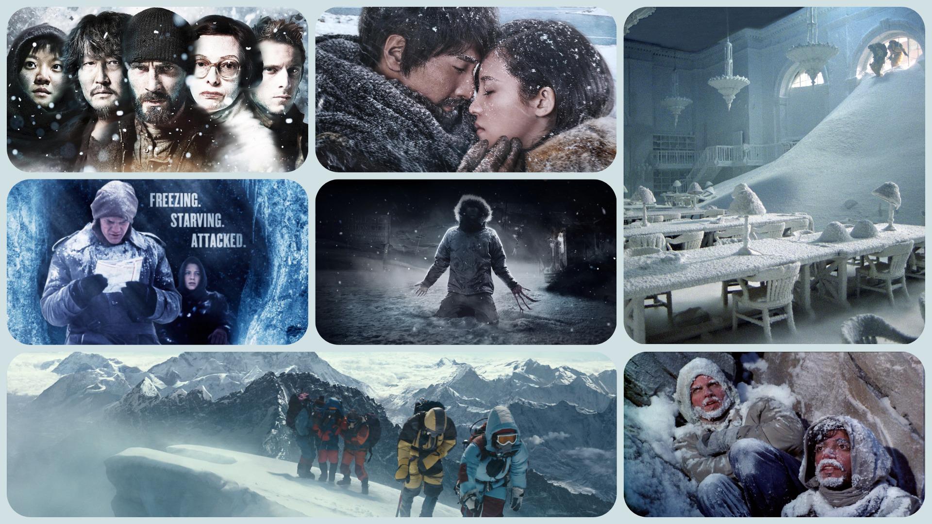 Протагонист: холод. ТОП-7 фильмов
