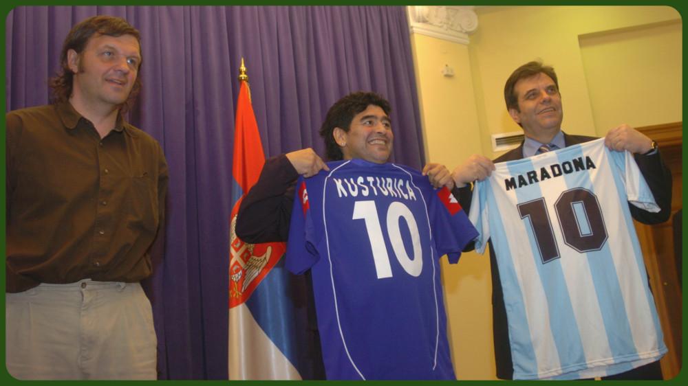 """Марадона от Кустурица"" 2008"