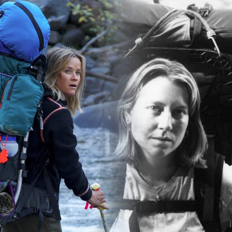 """Одиночный поход в горах и без малейшего опыта (более полутора тысяч км пешком) : """"Дикая"""" 2014"""
