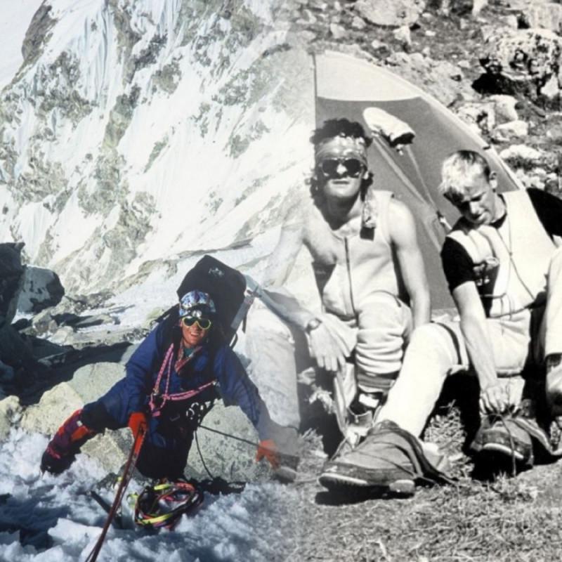 """Восхождение в Андах, которое не повторил ни один альпинист: """"Касаясь пустоты"""" 2003"""
