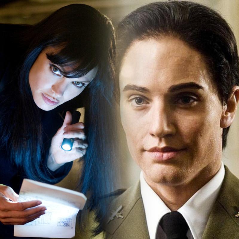 """Анджелина Джоли : """"Солт"""" 2010"""