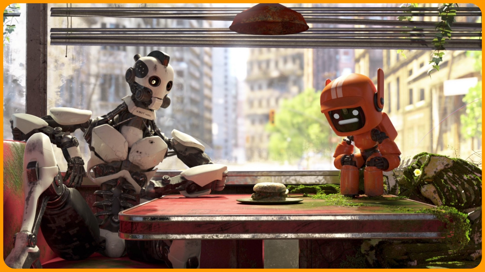 «Любовь. Смерть. Роботы» 2019 года от Netflix