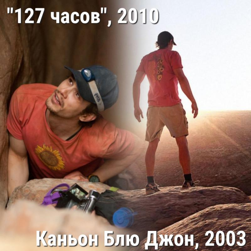 """""""127 часов"""" 2010"""