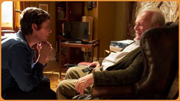 Кое-что грустное о родителях — драма с Энтони Хопкинсом