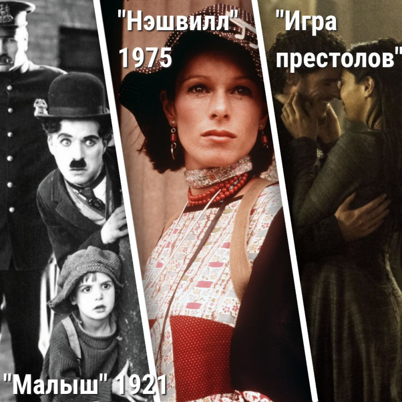 Чарли Чаплин - Джеральдина Чаплин - Уна Чаплин (Талиса, жена Робба Старка)