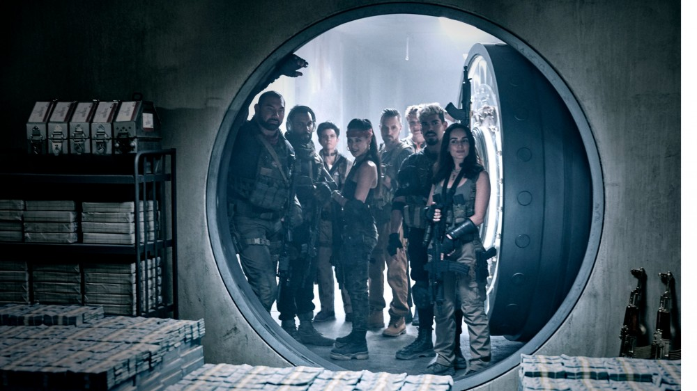 «Армия мертвецов» (2021)