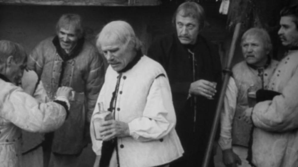 «Каменный крест» 1968