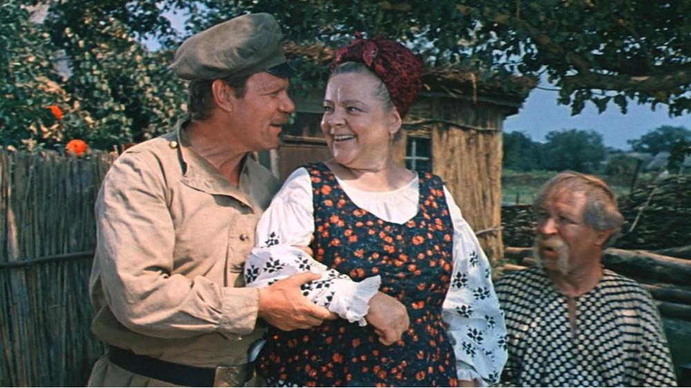«Свадьба в Малиновке» 1976