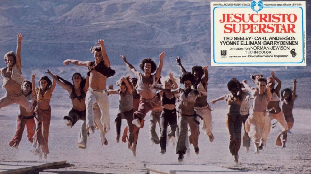 «Иисус Христос — суперзвезда» 1973
