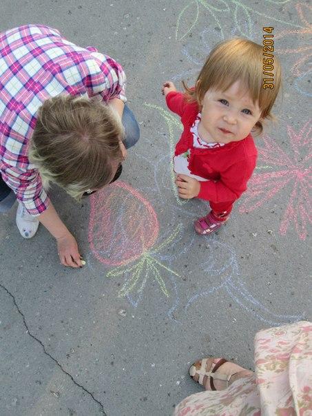 дети рисуют 3