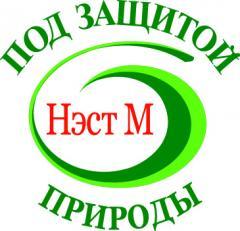 НэстМ, лого