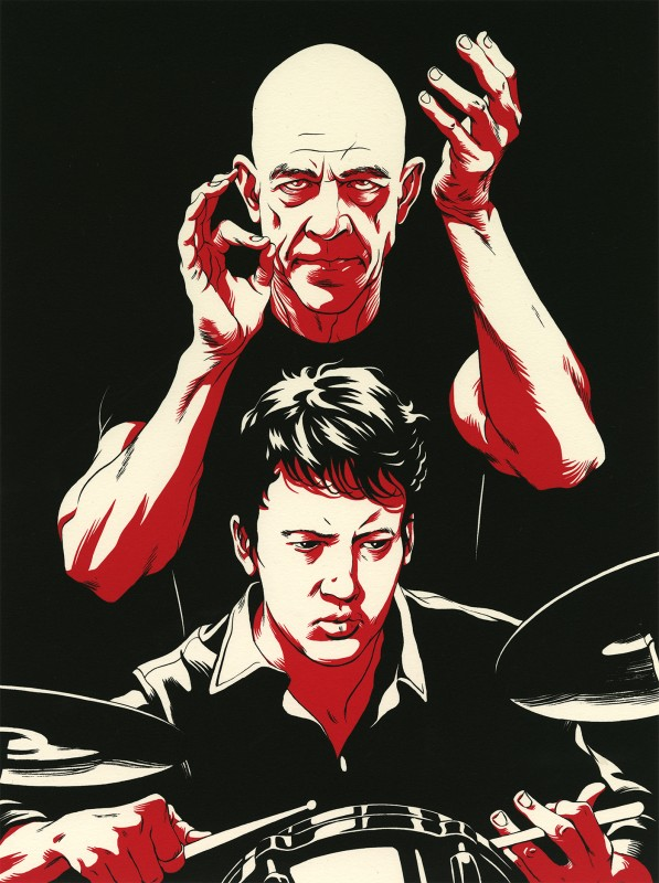 Whiplash (2015), directed by Damien Chazelle - Film review